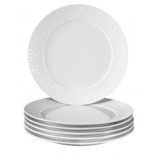 Десертная тарелка-Set 6-tlg., Wei