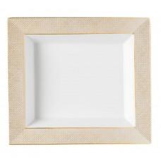 Vide-poche gro, сетка, золотой, 21 х 18,5 см