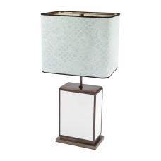 Настольная лампа куб, Wei, снаряжении латуни brüния, H 74 см