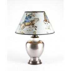 Настольная лампа Paris, платина, H 53 см
