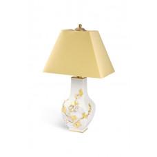 Настольная лампа Schneeballbl–ten, Разноцветные и золотые staffiert, H 49 см