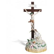 Христос на Голгофе, H 42 см