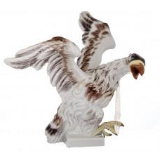 Adler ohne Reichsapfel, Bunt staffiert