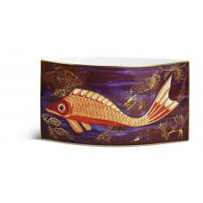 Faltvase, рыба, H 16 см