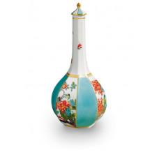 Бутылка, Богатой индийской живописи, Ограниченное шедевры, H 26 см