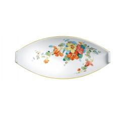 Гарнир цедру, Кресс-салат, Ограниченным тиражом шедевры, L 33 см