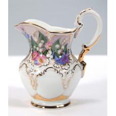 Milchk—крупье, Насыщенная цветами картина, Maiglöкожный мешочек и Fr–hlingsblumen, Лимитированные шедевры, V 0,10 л