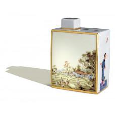 Caddy, четырехгранные, пейзаж и фигурная живопись, Ограниченная шедевры, Сек 11,4 см