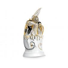Wundervögel, Цветные и золотые staffiert, Лимитированные шедевры, H 25 см