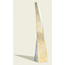 Ваза, следы Золота, Лимитированные шедевры, H 52 см