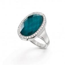 Ring My little Mystery Jewel с royal green фарфора и горного хрусталя