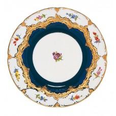 Десертная тарелка, форма